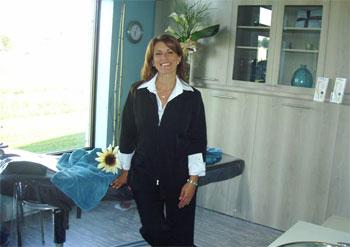 Le solarium la protection contre les taches de rousseur